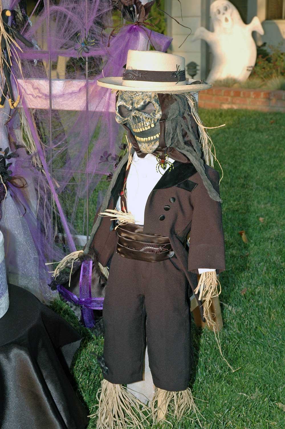 Isn't he handsome in his little tuxedo? Ring bearer for Frankenstein.