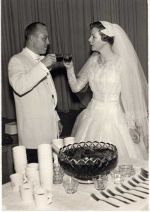 Ken and Shirey were married for 54 years.