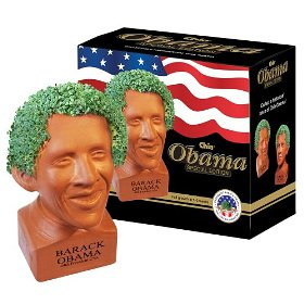 Obama Chia Happy