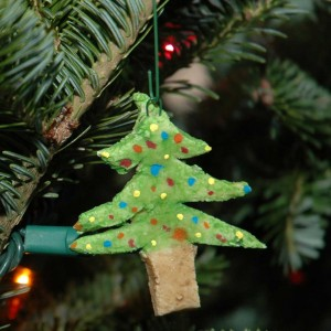 Christmas tree, Shea.